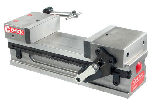 Chick Workholding Solutions | One-Lok Single Station CNC